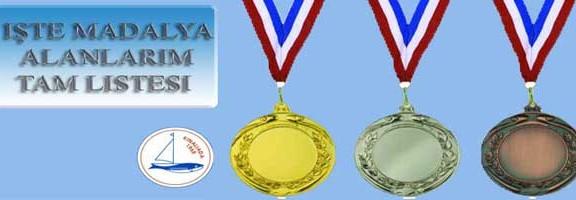 madalyalari